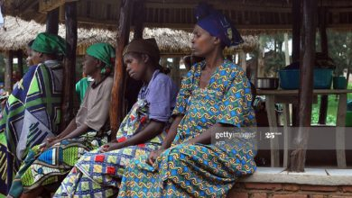 DR Congo: Female Victims Of Sexual Violence Protest Over Trauma, Abandonment