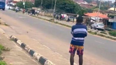 Mass Outrage Over Killing Of #EndSARS Protester, Jimoh Isiaq