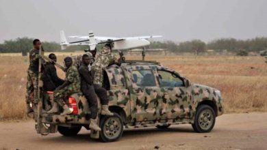 Nigerian Military Looking To Expand Its Combat Drone Program