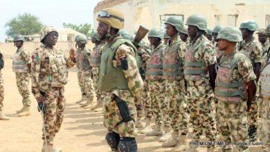 Nigerian Troops Thwart Twin ISWAP attack, Kill Fighters In Damboa