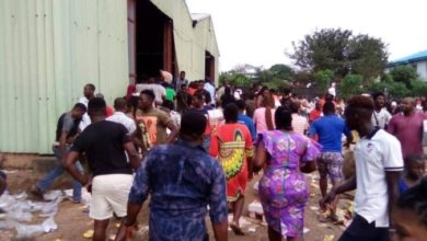 Nigerians Blame Looting Of COVID-19 Warehouses On Wickedness Of Leaders