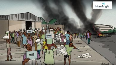 Nigerians Share Diverse Reactions On Looting Spree Across The Country