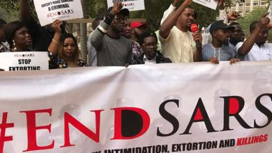 SARS Operatives Still On Roads, Defying IGP's Orders, Nigerians Cry Out