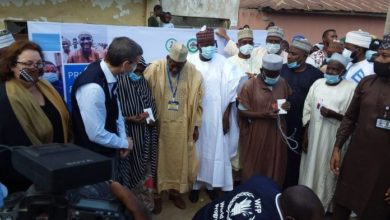 WFP Supports Vulnerable Persons Affected By COVID-19 In Kano