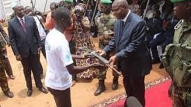 Armed Groups Lock Ministers Out In Bangui, CAR Over Unpaid Dues