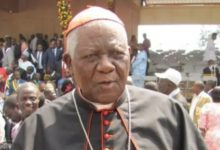 Cardinal Tumi Canvassses For Amnesty To End Cameroon's Anglophone Insurgency
