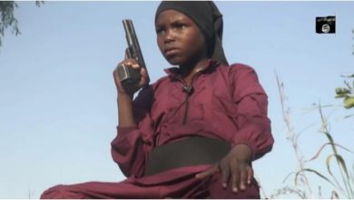 Child Soldier Threatens Violence In New Boko Haram Video