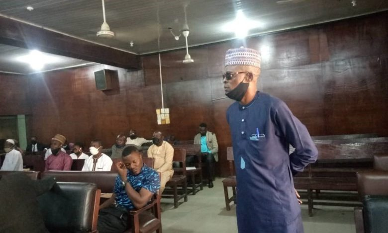 ENDSARS: I Spent 73 Days In Detention Over Alleged Illegal Possession of Firearms - Petitioner