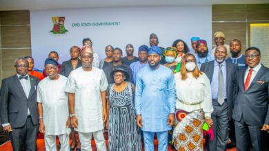#ENDSARS: Oyo Inaugurates 11-man Judicial Panel To Investigate Police Brutality
