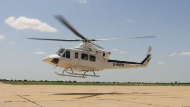Humanitarian Helicopter Makes Emergency Landing in Borno