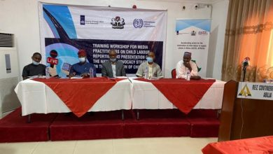 ILO, Stakeholders Implore Newsrooms To Join Hands In Fighting Child Labour
