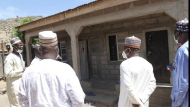 Mercy Corps, EU Provide Gwoza With 325 Permanent Shelters For Returning Families