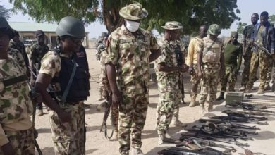 Nigerian Troops Eliminate Terrorists, Rescue Victims In North East