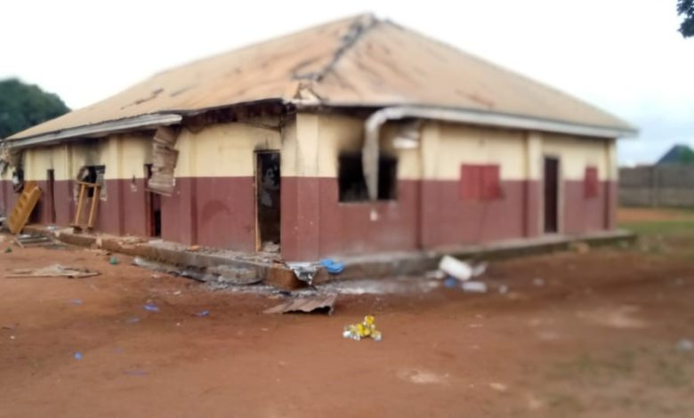 Properties, Including 2 Mosques, Destroyed In Fresh Attack In Enugu