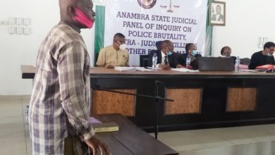 We Conducted Burial For My Brother In Absentia, Man Tells Panel