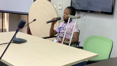 #EndSARS: How Police Stray Bullet Crippled Me, Woman Tells Lagos Panel