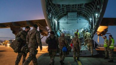 300 British Troops Arrive Mali To Support UN Mission
