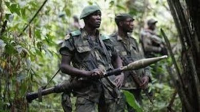 DR CONGO Rebel Group 'General' Arrested