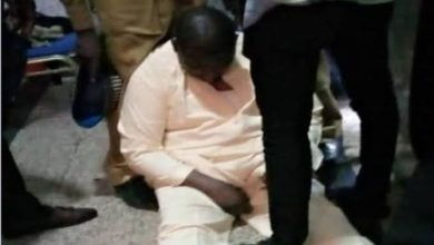 Drama As Maina Collapses In Court