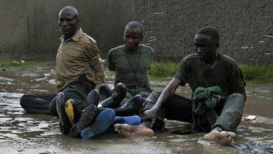 Gunmen Attack Goma, DR Congo