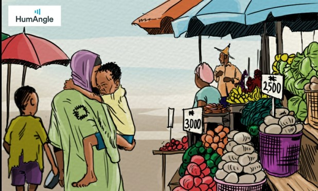 Inflation Nigerian Women, Children Most Affected By Cost Of Food Items