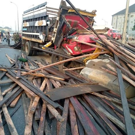Outrage As Toll Collectors Chase Lorry Driver To Death In Anambra