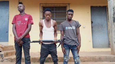 Police Arrest 4 Suspected Cultists, Recover Arms