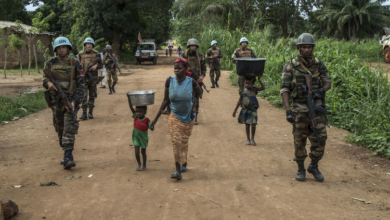 UN Condemns Recruitment Of Child Soldiers In Central African Republic