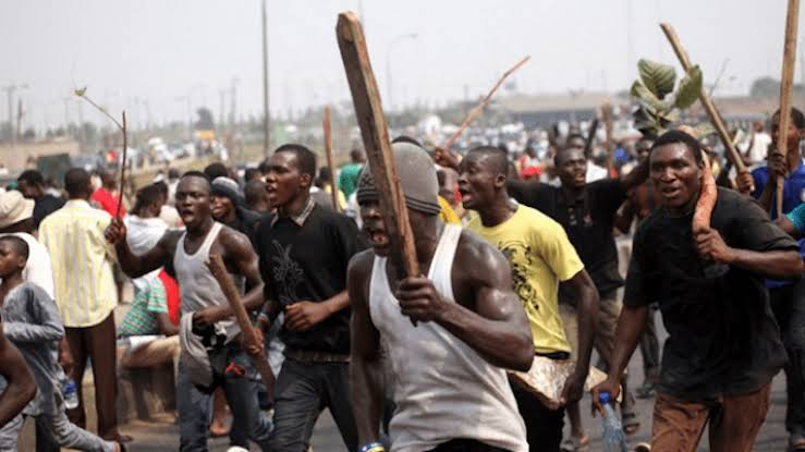 Mobs Kill 6 Terrorists In Kaduna
