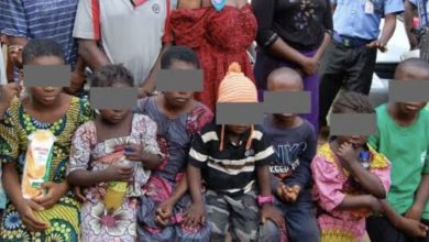 Kano Govt Rescues 7 Kidnapped Kids Sold Off to Anambra