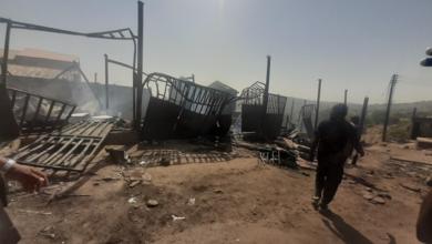 Fire Incident: Kugbo Traders' Unending Journey Of Rebuilding Their Livelihood (2)