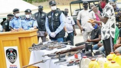 Nigerian Police Recovered Over 3,000 FireArms, Arrested 21,000 Criminals In 2020―IGP