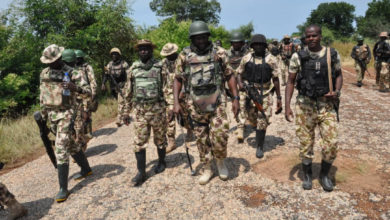 Nigerian Troops Kill Over 200 Terrorists, Apprehend 892 Suspects In Northwest In Six Months- DHQ