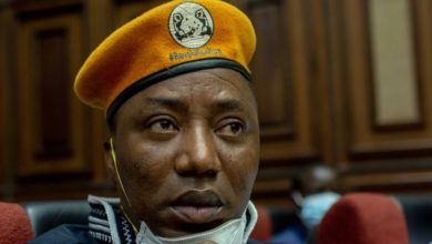 Nigerians Demand Release of Sowore, Other Activists, Arrested On New Year's Eve
