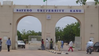 We're Not Ready To Resume - BUK Students