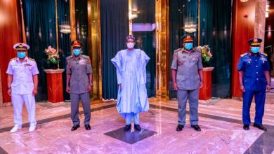 Nigeria's New Military Chiefs Must Brace For Turbulent Waters