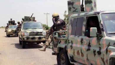 Nigerians Troops, ISWAP Engage In Fierce Battle In Dikwa