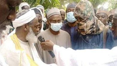 Sheikh Gumi and a notorious terror leader