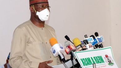 Boss Mustapha, the Chairman, Presidential Task Force on Covid-19