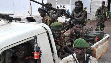 Fear Grips CAR Town As Rebels Move Closer
