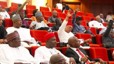 Nigeria Lawmakers Ask President To Declare State Of Emergency Over Insecurity