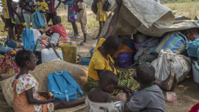 UNHCR Wants Better Humanitarian Access In CAR As Refugees Figures Increase