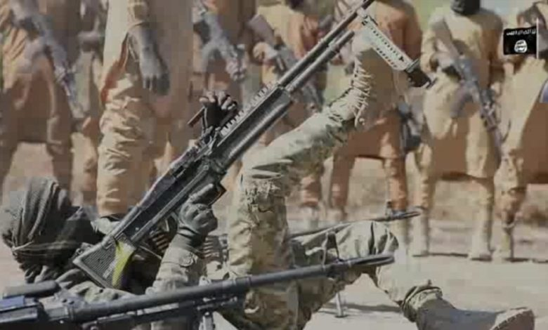 Insurgents In Northeast Nigeria, Lake Chad Reusing Seized Military Weapons