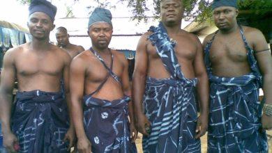 Jukun men of Nigeria. Photo: Facebook/Kwararrafa News Watch