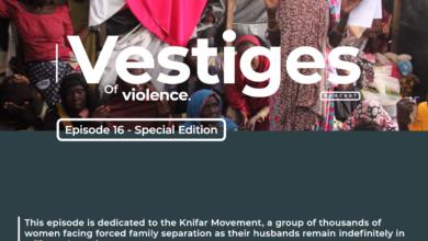 Vestiges of Violence: Episode 16