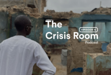The Crisis Room Podcast - Episode 6