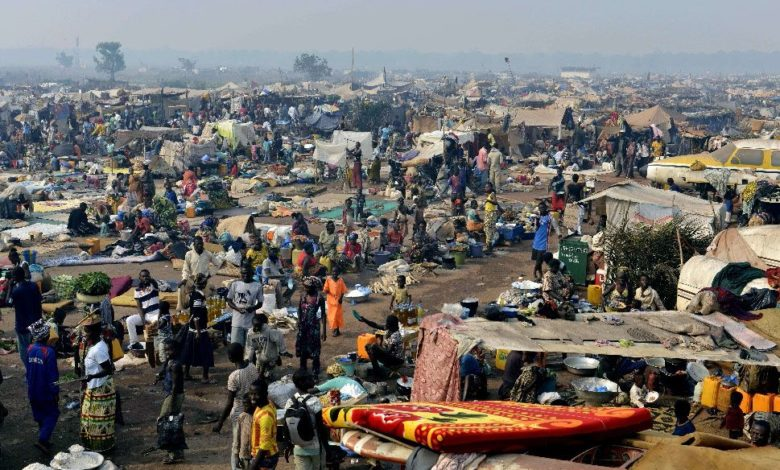 Displacement situation in CAR Photo Reddit