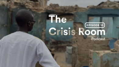 The Crisis Room: Episode 10
