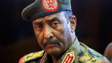 Sudan's top general, Abdel Fattah al-Burhan